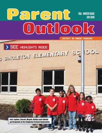 FALL - WINTER ISSUE - Joliet Public Schools District 86