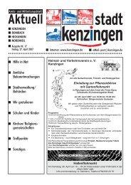 """Auszeichnung für die Weinhandlung """"s'Küfer-Hus"""" - Kenzingen"""