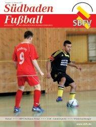 Ausgabe 1 | Februar 2012 - SBFV