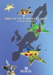 Birds in the European Union - BirdLife International