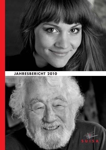 Jahresbericht 2010 - swisscopyright