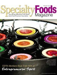 to download - Small Scale Food Processor Association