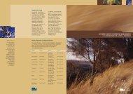 Native Vegetation Management - A Framework for Action - Summary