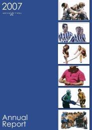2007 Annual Report (2200 KB) - Hockey Victoria