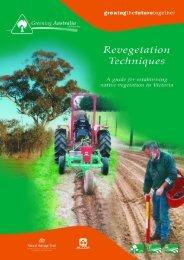 Revegetation Techniques - Greening Australia