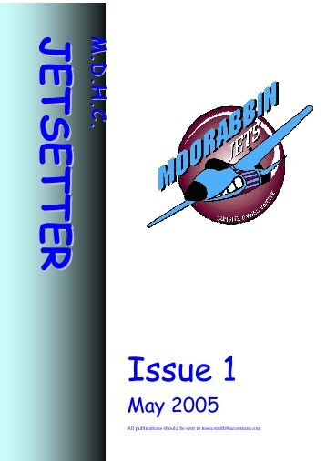 The Jetsetter Issue 1