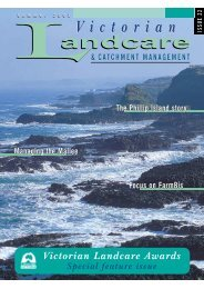 Issue 22 Summer 2001 [PDF File - 1.1 MB - Department of ...