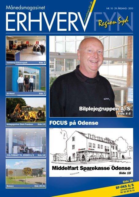 Oktober 2010 - Velkommen til Erhverv Fyn