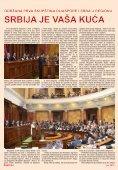 """u beogradu konstituisana skupština dijaspore - Novine """"Zavičaj"""" - Page 2"""