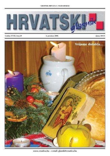 49. broj 4. prosinca 2008.