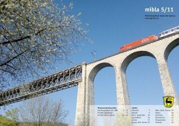 mibla 5/11 - Gemeinde Eglisau