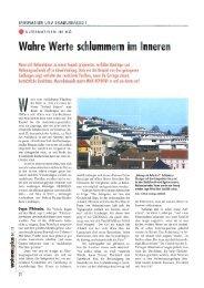 WohnenPlus 4/2011 - / pdf / 417.12 KB - Ernst Linsberger