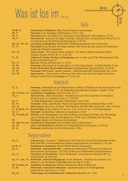 Sommerblatt 2010 Teil 2 (3,75 MB) - Gumpoldskirchen