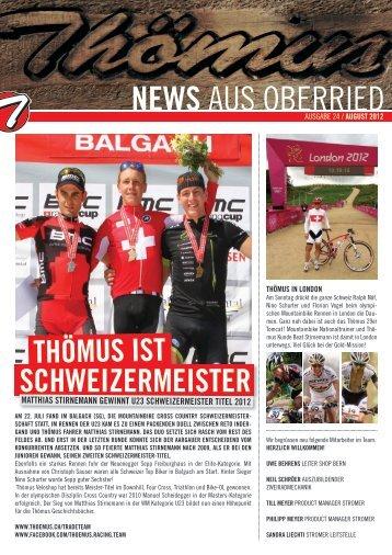 NEWS Aus Oberried - Thömus