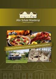 Preisliste Alte Schule Wanderup als PDF öffnen - Partyservice ...