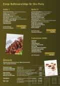 Preisliste Alte Schule Wanderup als PDF öffnen - Partyservice ... - Seite 6