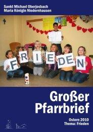 2010 Großer Osterpfarrbrief.pdf - Kath. Pfarrgemeinde Sankt ...