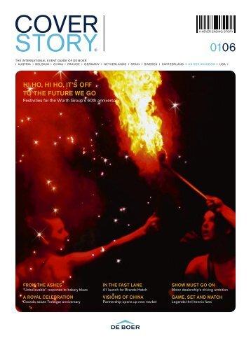 Coverstory 7 - De Boer