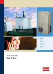 Telecomline Wall-Air - Servo King Klimaanlagen