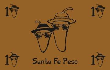 Santa Fe Peso - Restaurant Santa Fe