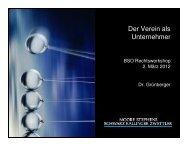 (Microsoft PowerPoint - Der Verein als Unternehmer.pptx ...