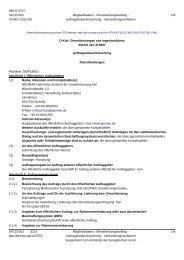 D-Kiel: Dienstleistungen von Ingenieurbüros - Geomar