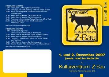 Kulturzentrum Z-Bau