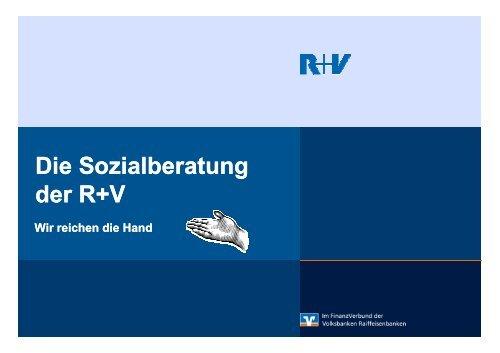 "Karin Engel - ""Die Sozialberatung der R+V"" [PDF"