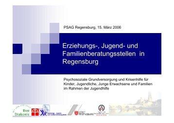 und Familienberatungsstellen in Regensburg - eb-regensburg.de