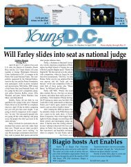 APRIL 2010 Issue - Young DC