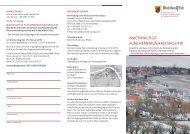 Veranstaltungsprogramm - Zentrum für Bodenschutz und ...