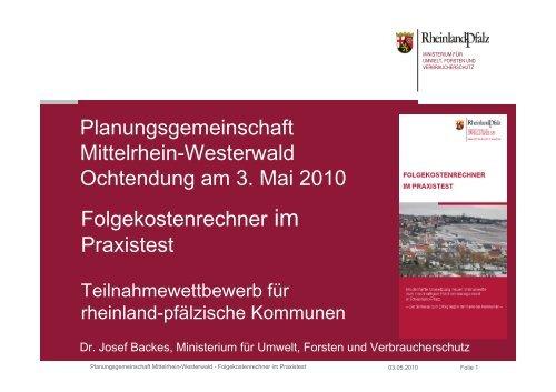 LEANkom - Planungsgemeinschaft Mittelrhein-Westerwald