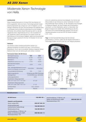 AS 200 Xenon - Adik Fahrzeugbau GmbH