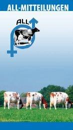 ALL Mitteilung 2/2012Veröffentlicht: 31.07.2012 - ALL Rind ...