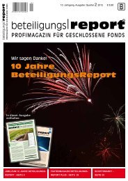 PDF als Download - BeteiligungsReport.de