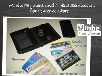 mbe GmbH mobile Payment - C-Shop Cologne