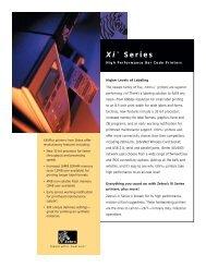 Xi™ Series - Bluhm Systeme GmbH