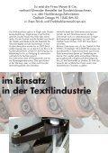 Textilindustrie - Optibelt - Seite 3