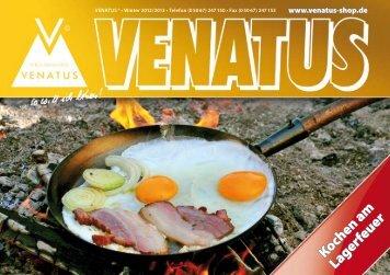 Kochen am Lagerfeuer - Venatus