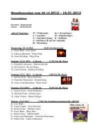 10.30 Uhr hl. Messe - Pastoralverbund Marsberg-Mitte