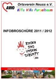 Ortsverein Neuss eV KiTa Villa Purzelbaum - Arbeiterwohlfahrt OV ...
