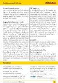 Das informative Monatsmagazin für Reinach 01 / 2013 - Page 3