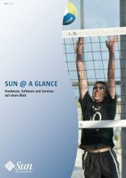 SUN @ A GLANCE - ESC Electronic Service Center