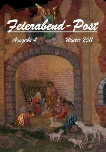 Ausgabe Nr. 4 / 2011 - ev. Feierabendhaus Schwelm