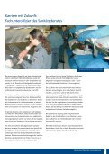 Fachunteroffizier des Sanitätsdienstes - Sanitätsdienst Bundeswehr - Seite 3