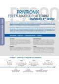 Datenblatt Printronix P7000 Serie - ESC Barcode GmbH - Seite 2