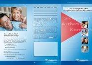 Einsatzmöglichkeiten tioLogic Zahnimplantate ... - Bachmann Dental