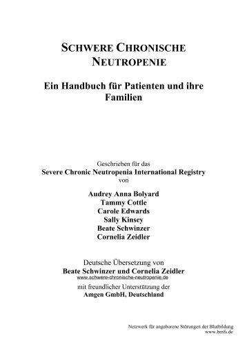 Schwere Chronische Neutropenie (SCN) - Netzwerk für angeborene ...
