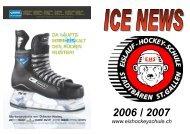 Eishockey Witze Teil I - Eislauf-Hockey-Schule Stadtbaeren St. Gallen