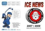 Eishockey Witze - Eislauf-Hockey-Schule Stadtbaeren St. Gallen